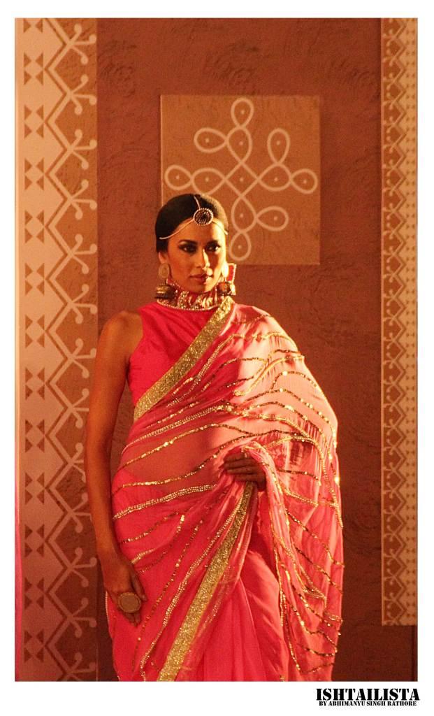 Supermodel Sonalika Sahay.