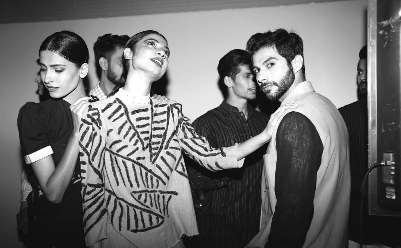 abraham & thakore -vastra 2017-jaipur fashion week -khadi (1)
