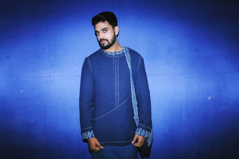 Hemant Trivedi-designer-indigo-khadi-mahatma gandhi (14)